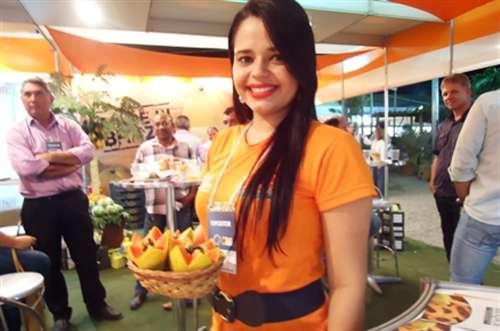Cenas da GranExpoNorte 2013: Parque de Exposições lota no primeiro dia do evento