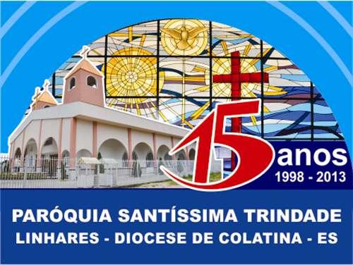 Festa de 15 anos: Paróquia vira Selo Personalizado dos Correios