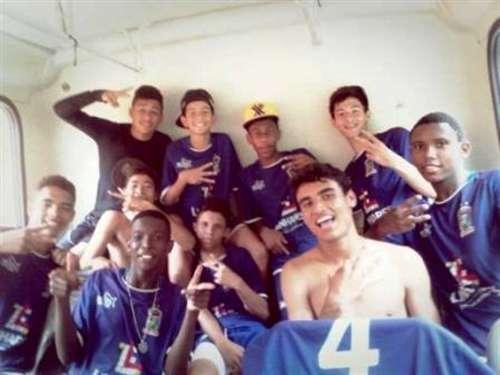 Categoria 14/15 anos do Linhares diz adeus a Copa A Gazetinha