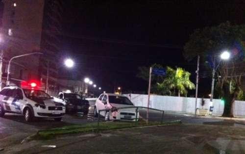 Internauta flagra acidente no Centro