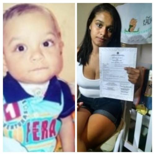 Beb de 1 ano e 6 meses morre e fam lia acusa hgl de for Jardineira bebe 1 ano