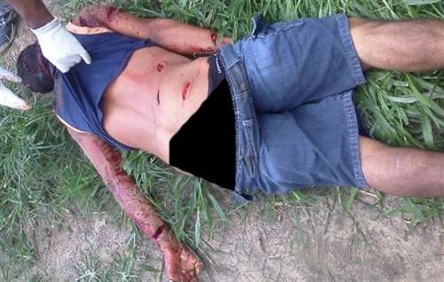 Rapaz assassinado cruelmente em Sooretama tem corpo liberado no DML (aviso: a notícia conta com imagem forte)