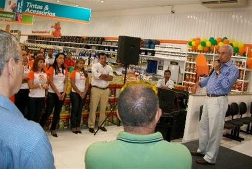 Grupo Dadalto inaugura D&D em Linhares. Confira vídeo do momento da abertura das portas