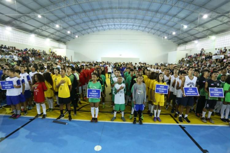 Jogos Escolares de Linhares começam na próxima segunda (13) com 1 mil atletas na disputa