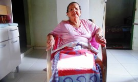 A história de Dona Maria Bravim que completou 104 anos cheia de saúde e disposição