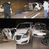 Acidente na BR 101,no Farias,mata guarda municipal;veja vídeos