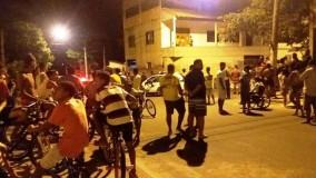 Bandidos trocam tiros com a PM e conseguem fugir a nado em lagoa do Interlagos