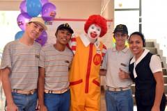 Campanha McDia Feliz, em Linhares, vai ajudar crianças e adolescentes com câncer no ES