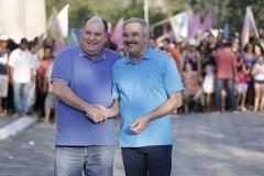 Guerino alcança quase 80% dos votos do eleitor linharense, aponta pesquisa Futura