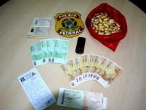Linharense é preso em aeroporto ao tentar ir para Portugal com 84 cápsulas de cocaína no estômago