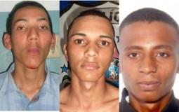 Polícia prende três e desarticula grupo que atua em homicídios e tráfico de drogas no Santa Cruz
