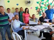 PSDC fecha apoio ao PMDB do pré-candidato a prefeito Guerino Zanon
