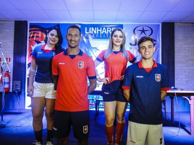 Novo time de Linhares, Sport é apresentado para empresários da cidade