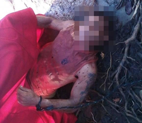 6926b90cb3f Pescador é morto com requintes de crueldade em Barra Seca