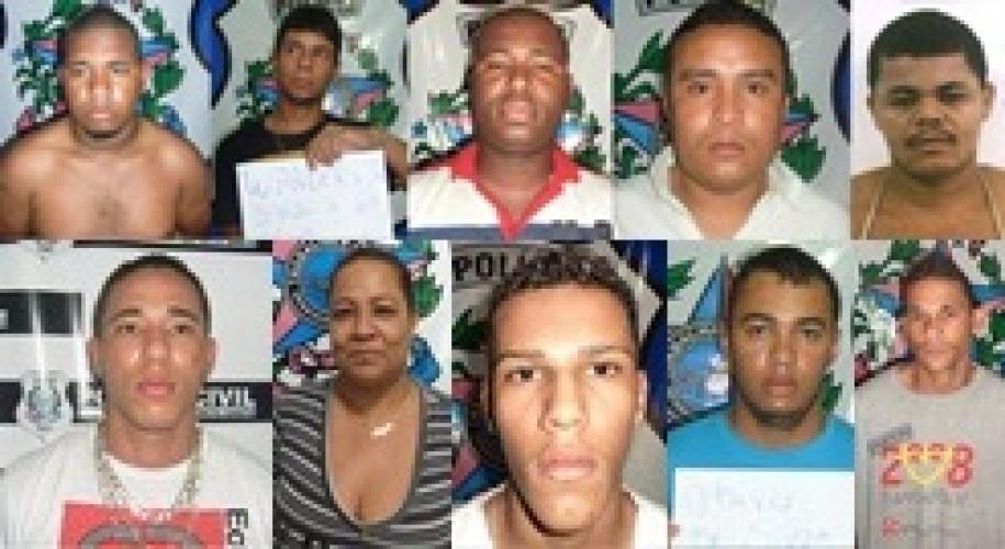 f06286ed5 Polícia Civil divulga a lista dos 10 criminosos mais procurados de Linhares