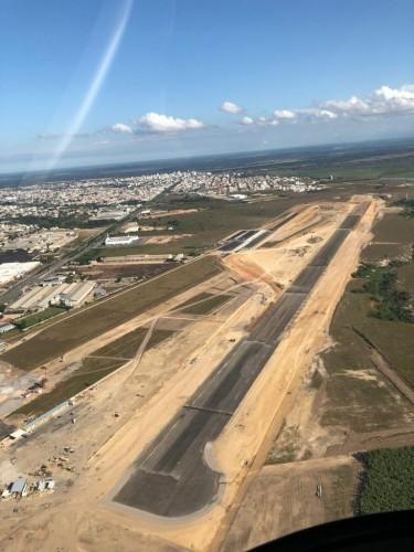 Prefeitura de Linhares administrará o primeiro aeroporto regional do Espírito Santo